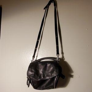 Zara basics handbag